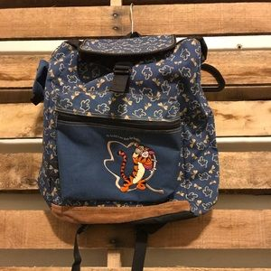 Disney Tigger and Piglet Fall backpack